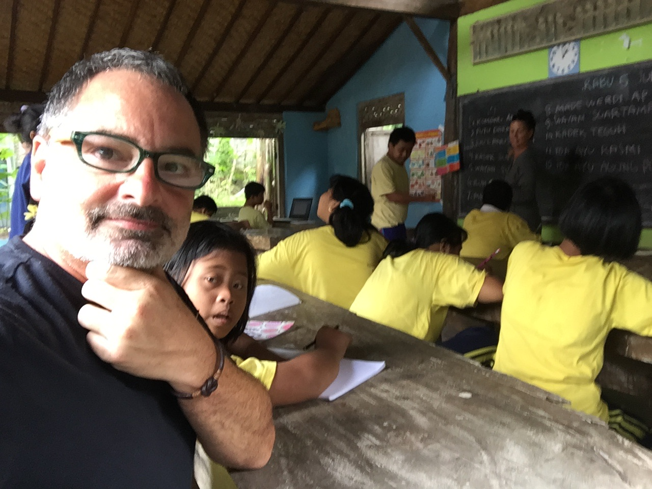 Dan Phillips - The Nika Project AAC Training in Bali